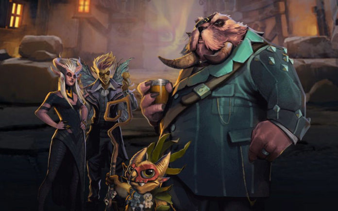 Dota Underlords Has Left Early Access With Battle Pass In Tow - Ravzgadget