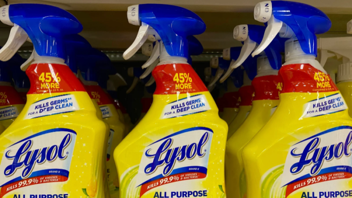 How Did Lysol Know About The Coronavirus Before It's Outbreak? - Ravzgadget
