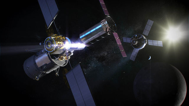 NASA Warns Moon Base Dream Could Be Set Back By A Year - Ravzgadget
