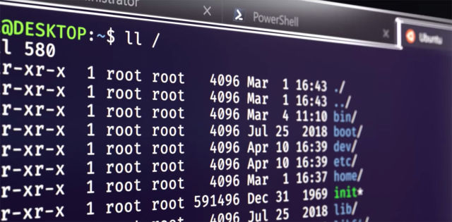 Windows 10's Built-In Linux Kernel Will Be Available Very Soon - Ravzgadget