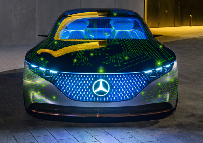 Mercedes And NVIDIA Are Jointly Creating A Next-Gen Car Computer - Ravzgadget