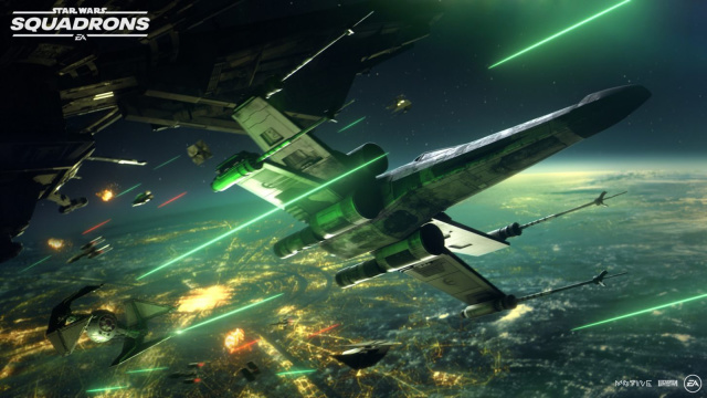 Star Wars: Squadrons Won't Have Microtransactions Or Constant Add-Ons - Ravzgadget