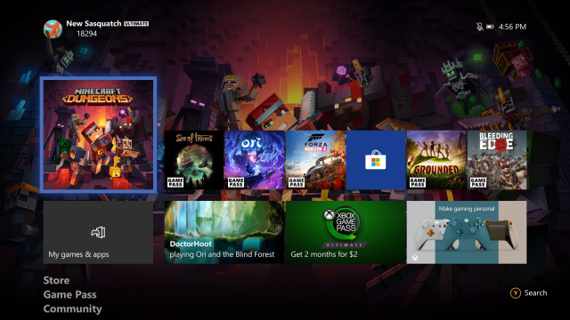 Xbox One Latest Feature Streamlines Your Game Library Management - Ravzgadget