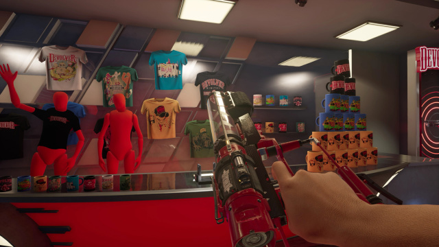 Devolver Creates A Free Game About A Canceled Game Convention - Ravzgadget