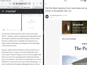 Gmail just made it a little easier to multitask on your iPad. You can now use the app in Split View, alongside Google Calendar or other iOS apps. That should make it easier - Ravzgadget