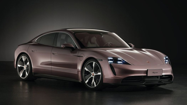 Porsche Has Unveiled Affordable Rear-Wheel Drive Taycan For China - Ravzgadget