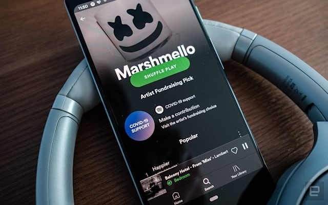 Spotify Moves To Russia And 12 Other Countries In Eastern Europe - Ravzgadget