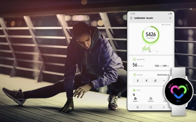 Samsung Takes Weight And Calorie Intake Tracking From Its Health App - Ravzgadget