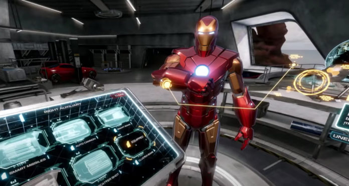 Iron Man VR Has Moments Of Brilliance, But Shows Limits Of PSVR - Ravzgadget