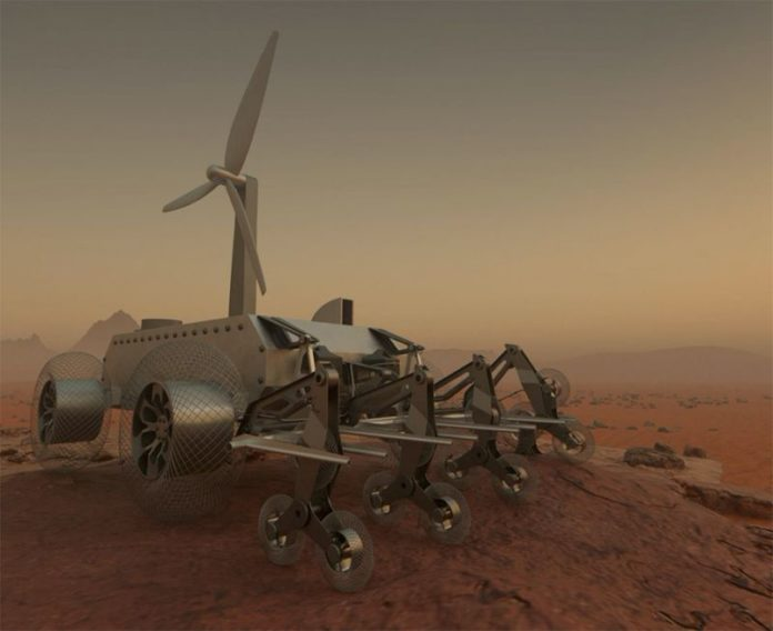 Designers Assists A Rover Navigate The Crushing Furnace Of Venus - Ravzgadget