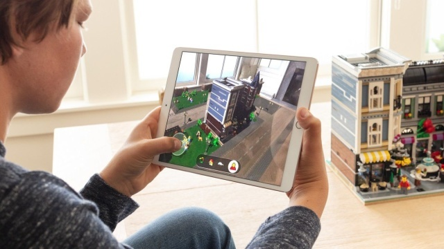 Apple Is Currently Working On AR Content For TV+ Shows - Ravzgadget