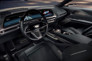 Cadillac Joins The EV Market With Its Amazing 'Lyriq' Crossover