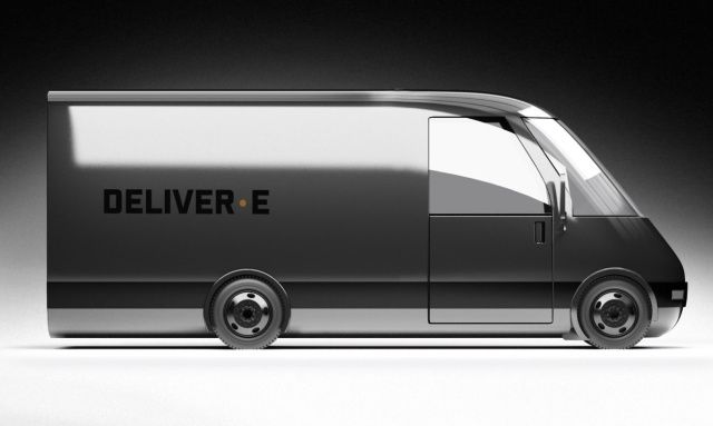 Bollinger Announces Its Electric Deliver-E Delivery Van - Ravzgadget
