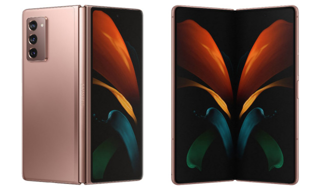 Samsung Galaxy Z Fold2 Newest Leak Shows More Details Before Tomorrow's Unpacked - Ravzgadget