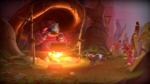 'The Last Campfire' Is A Haunting Twilight Stroll Through The Forest - Ravzgadget