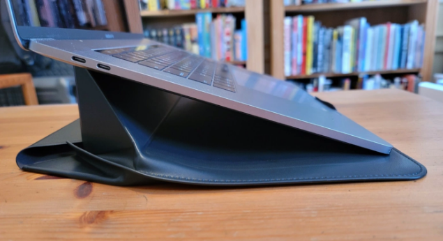 Moft Launches A Clever Laptop Sleeve That Converts Into A Stand - Ravzgadget