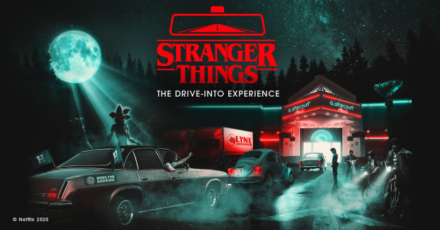 A drive-Through Stranger Things Experience In LA Is Coming In October - Ravzgadget