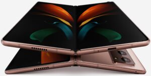 Samsung's Galaxy Z Fold2 Newest Leak Shows More Details Before Tomorrow's Unpacked - Ravzgadget