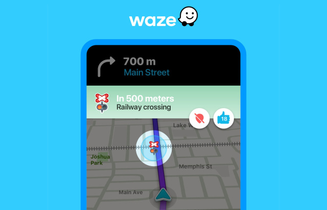 Waze Railroad Alerts Are Now Available Worldwide - Ravzgadget