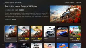 Microsoft Redesigns The Xbox Store Ahead Of Series X Release - Ravzgadget