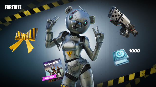 Fortnite: Save The World Is Going Away From MacOS September 23rd - Ravzgadget