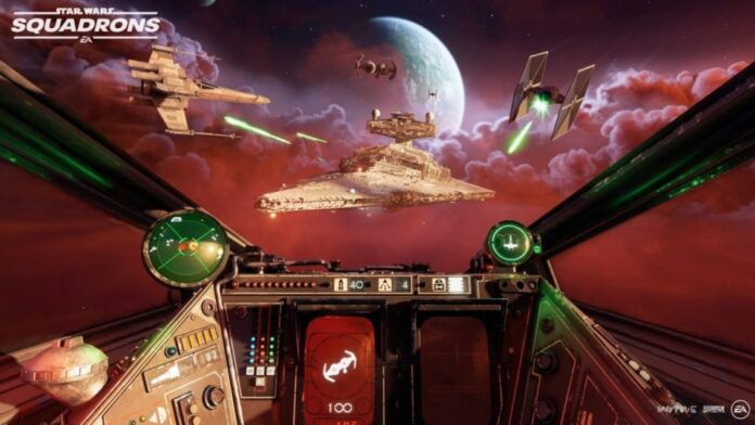 See What Currently On TV: Star Wars: Squadrons Super Mario, ...More
