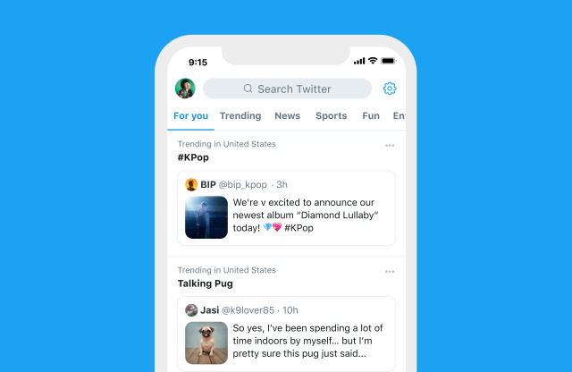 Twitter Announces It Will Pin Tweets To Explain Trending Topics - Ravzgadget