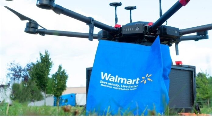 A Drone Delivery Program In North Coarolina Was Launched By Walmart - Ravzgadget