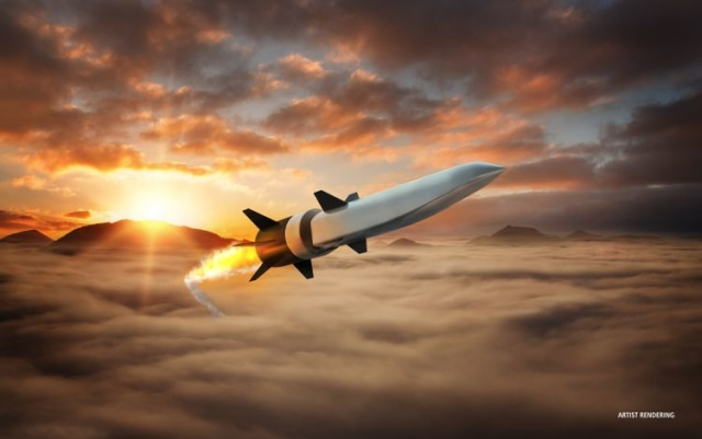 DARPA's Hypersonic Weapons Heads To Free-Flight Testing - Ravzgadget