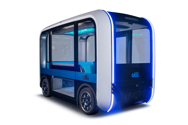 Toronto Wrapped A Deal To Test Olli Driverless Shuttles To Boost Transportation - Ravzgadget