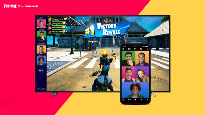 Fortnite Now Allows Houseparty Video Calls On PC, PS4 And PS5 - Ravzgadget