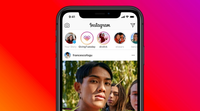 Instagram Will Highlight Users Who Donate To Nonprofits On Giving Tuesday - Ravzgadget