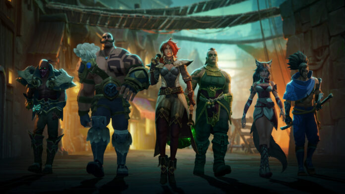 League Of Legends RPG Ruined King Will Is Coming Early 2021 - Ravzgadget