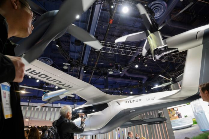 Uber Announced It Has Sold Off Its Flying Taxi Service - Ravzgadget