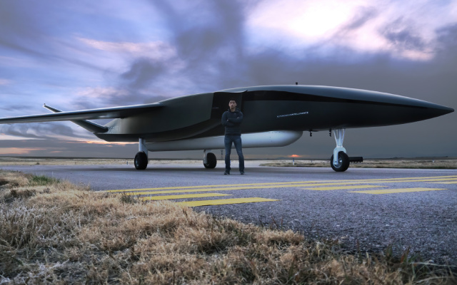 Aevum Ravn X Is A 55,000-Pound Drone For Launching Satellites - Ravzgadget