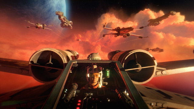 Star Wars: Squadrons Update Adds New Ships And Custom Match Creation - Ravzgadget