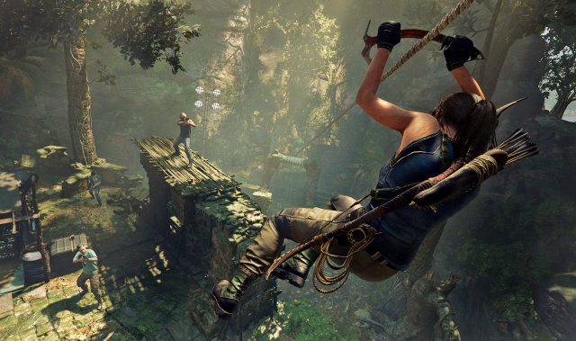 Shadow Of The Tomb Raider Is Part Of January Free PS Plus Games - Ravzgadget