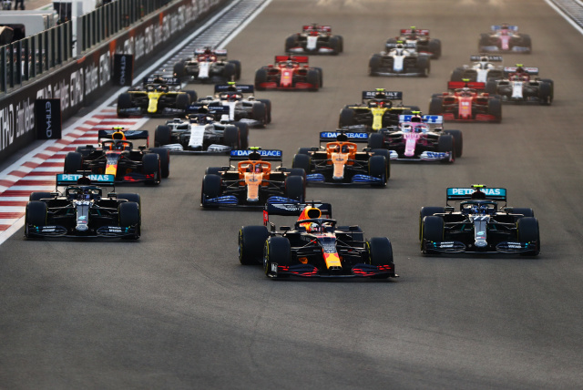 F1 Boss Confirms The Series Has Had Substantive Talks With Amazon - Ravzgadget