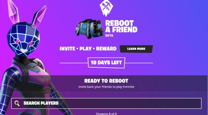 Fortnite Is Working On Bringing Squads Back Together With Reboot A Friend - Ravzgadget