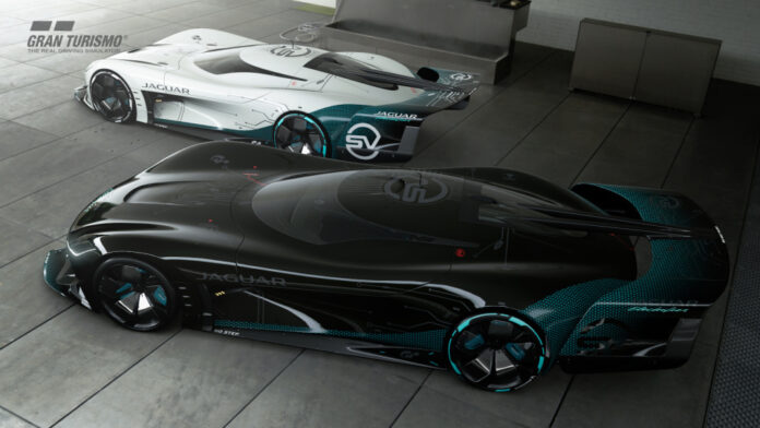 Jaguar's Newest Electric Race Car Only Drives In Gran Turismo - Ravzgadget