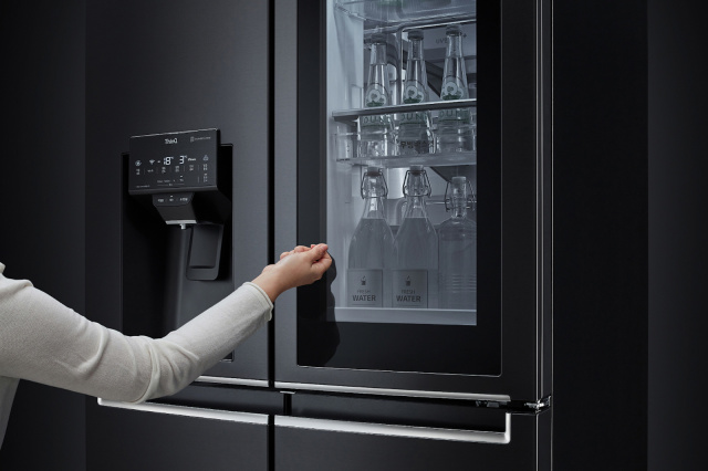 You Can Open LG Newest Refrigerators With Your Voice - Ravzgadget