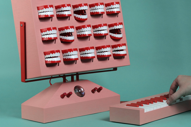 Love Hulten Vocal Synthesizer With Teeth Is Hilarious And Horrifying -Ravzgadget