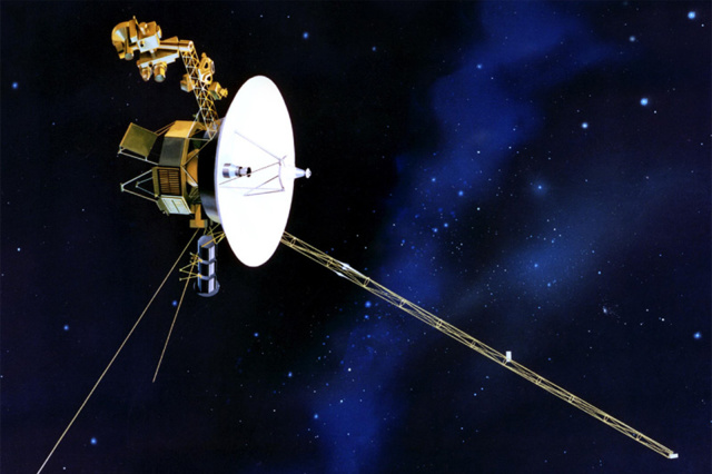 Voyager Probes Has Detected A New Form Of Cosmic Ray Burst From The Sun - Ravzgadget