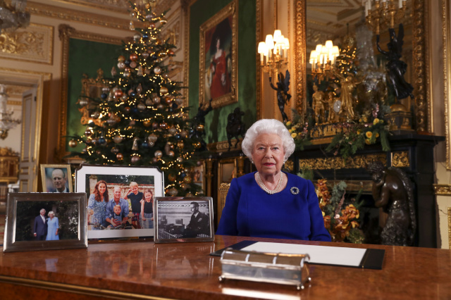 Queen Elizabeth Annual Christmas Message Will Be Available On Alexa - Ravzgadget