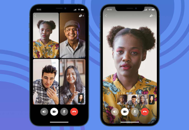 Signal Secure Messaging App Launches Encrypted Group Video Calls - Ravzgadget