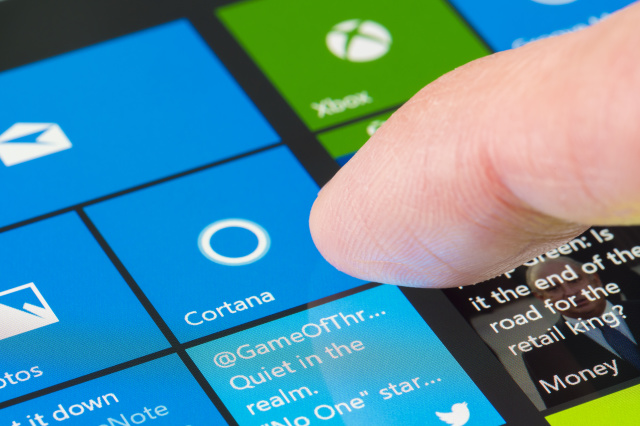 Windows 10 Test Uses Cortana's Voice Search To Surf Through Your Files - Ravzgadget