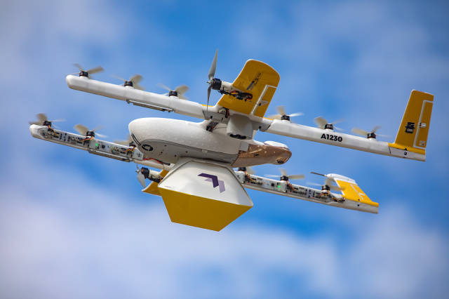 Alphabet Wing Argues New US Drone Rules Will Hurt Privacy - Ravzgadget