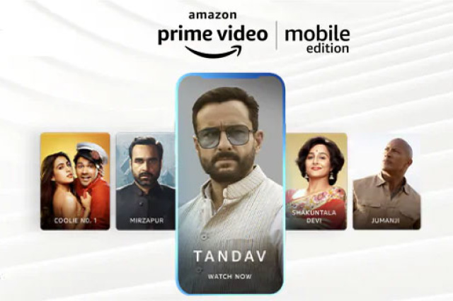 Amazon Prime Video And Bharti Airtel Are Launching Mobile-Only Video Subscriptions In India - Ravzgadget