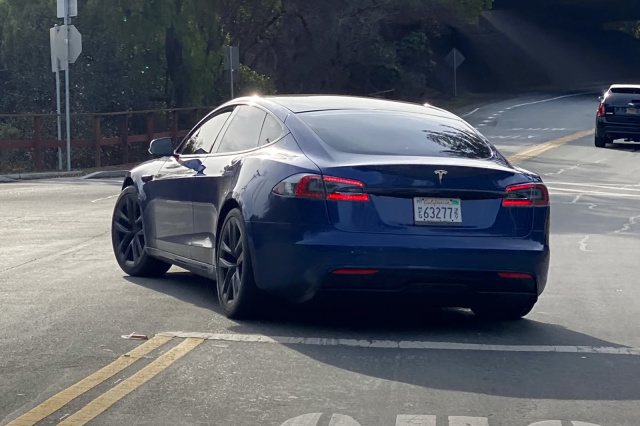 Tesla Refreshed Model S Concept May Have Been Seen Before - Ravzgadget
