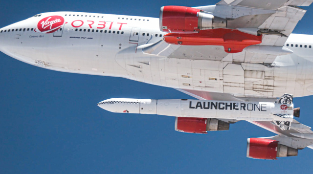 Virgin Orbit Successfully Carries Satellites To Space For The First Time - Ravzgadget